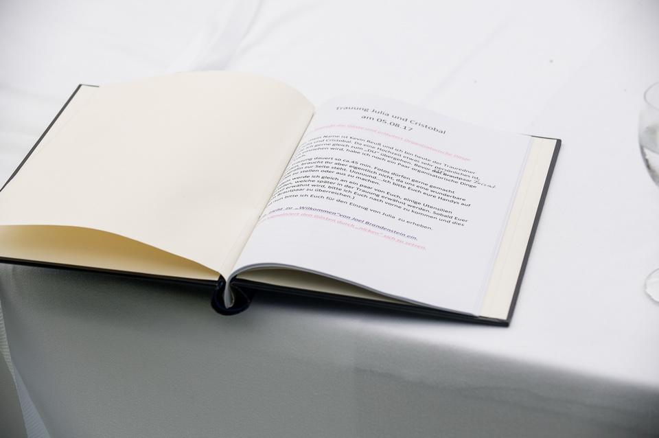 Buch Trauung