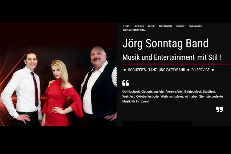 Jörg Sonntag Band