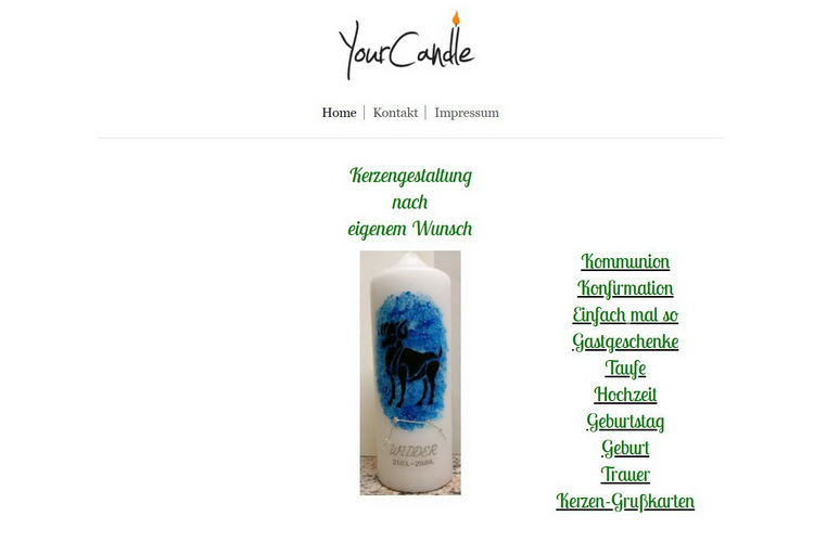 YourCandle