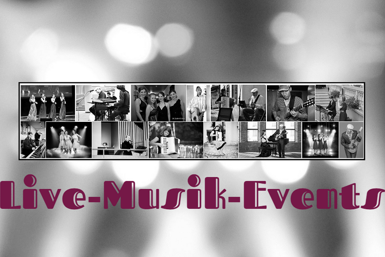 Live-Musik-Events